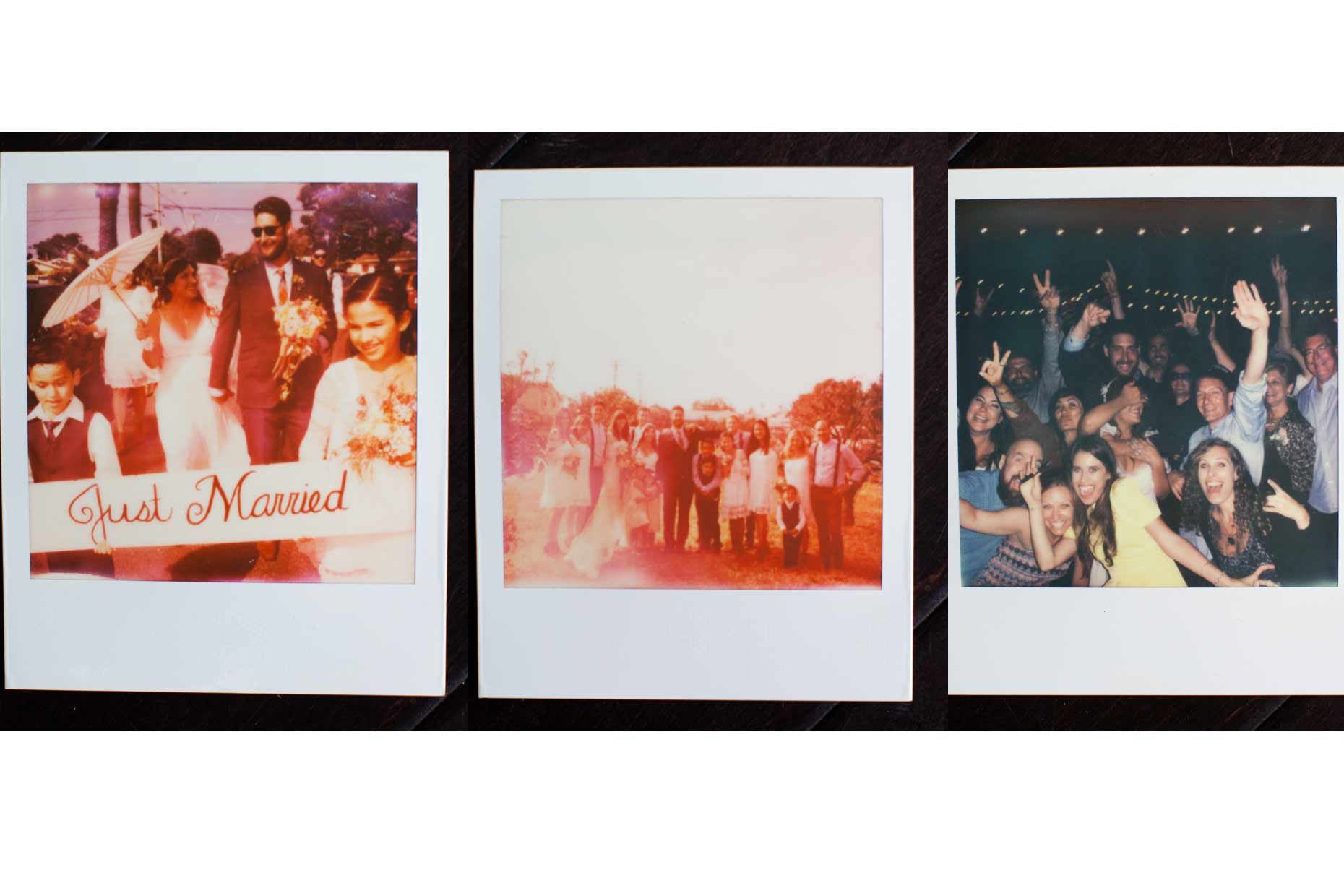 rustic film Carlsbad wedding photographer, ojai wedding photographer 84-poloroid-wedding