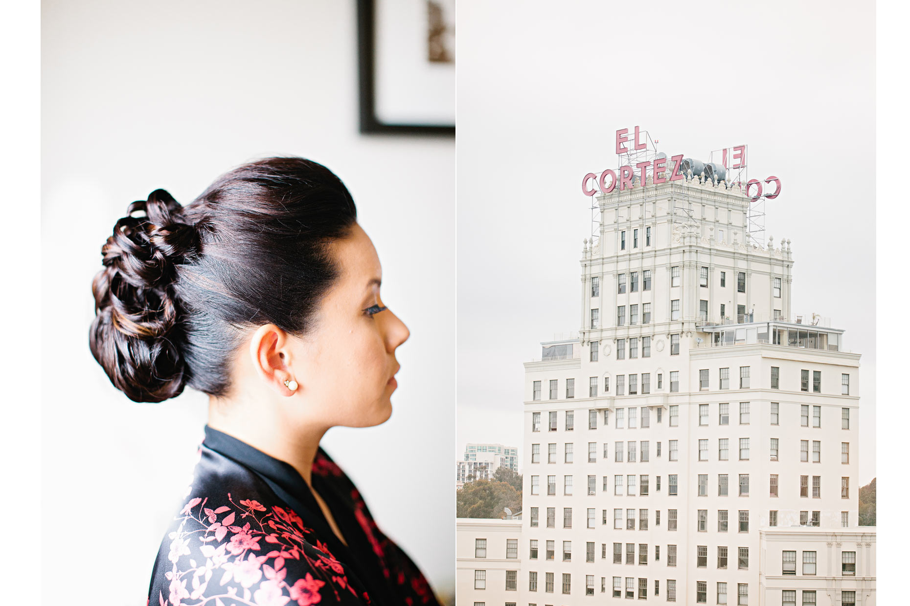 El Cortez wedding photographer