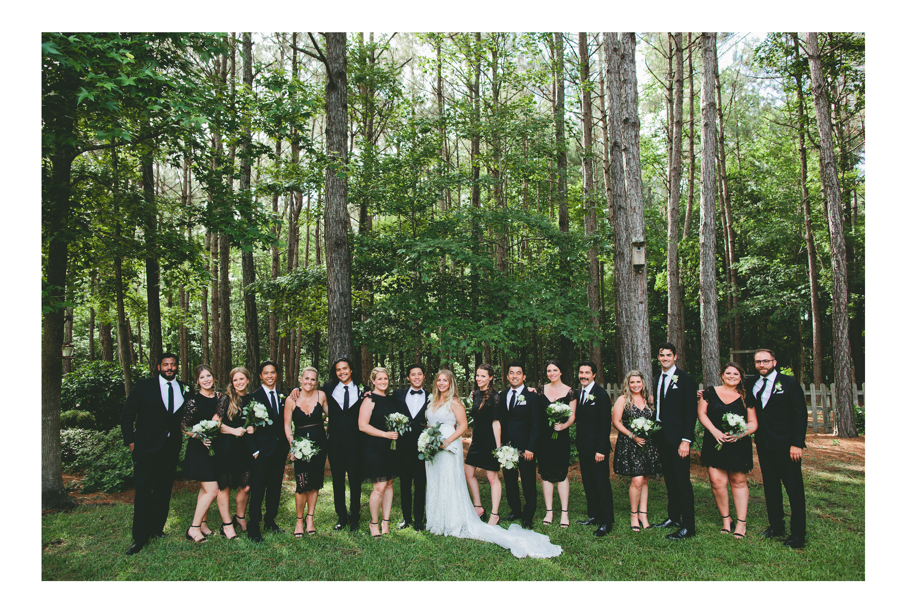 Wilmingtonwrightsvillebeachweddingphotographerbridalparty