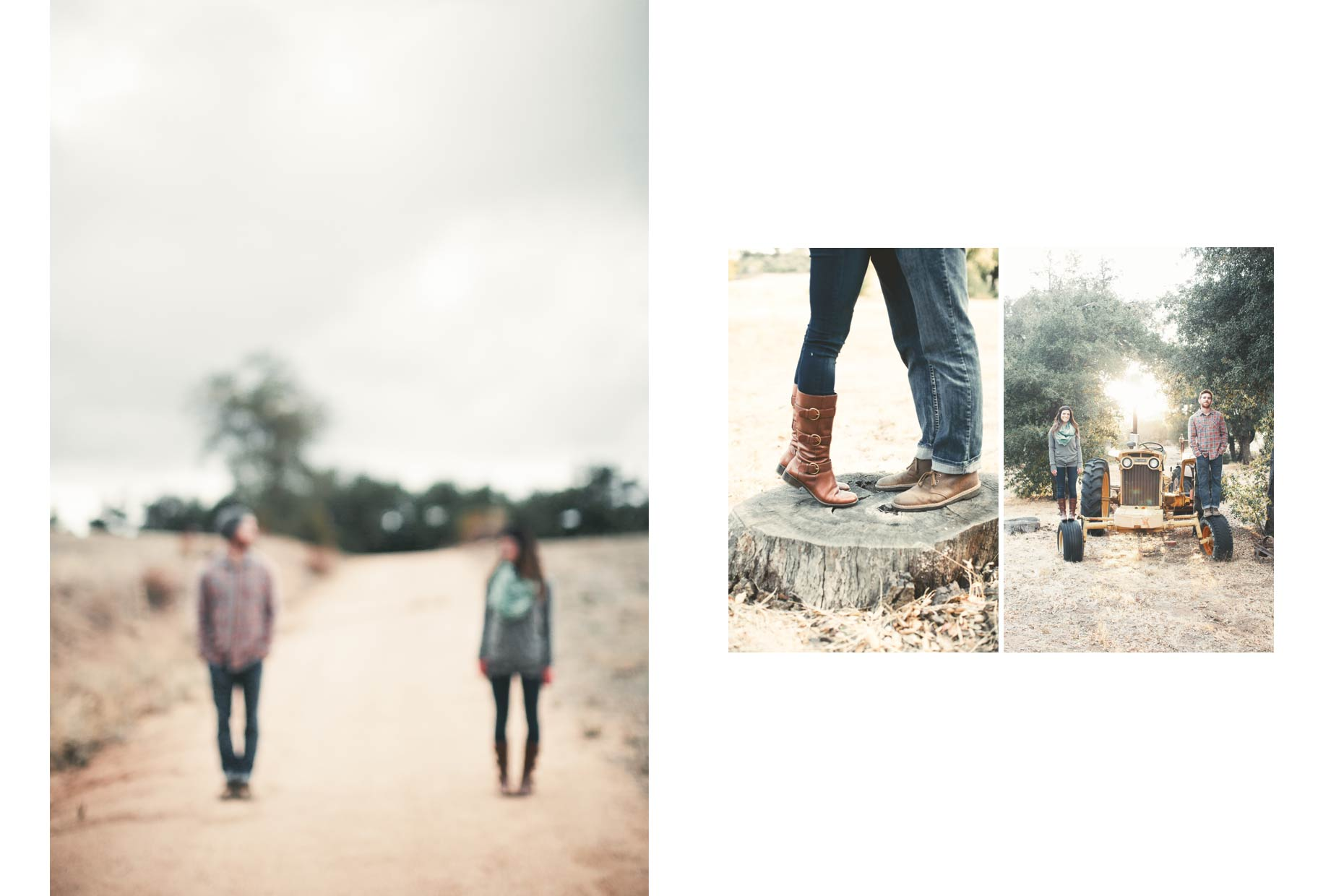 rustic santa ynez wedding engagement editorial santa barbara wedding photographer